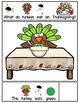 Thanksgiving Turkey Dinner-Adapted Book (PreK-2/SPED/ELL)