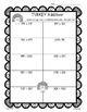 Thanksgiving Turkey Addition Practice - 2 and 3-Digit Worksheet Pack