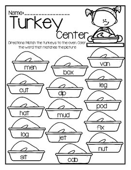 Thanksgiving Turkey CVC Center