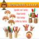 Thanksgiving Turkey Catapults - STEAM STEM