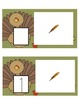 Thanksgiving Turkey Common Core Dry/Erase Activity Cards