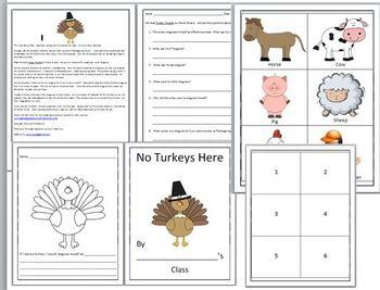 Thanksgiving  Disguise a Turkey
