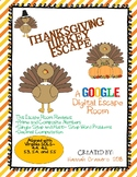 Thanksgiving Turkey Escape (A 5th Grade Math Digital Escape Room)