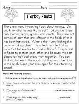 Thanksgiving: Turkey Facts