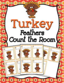 Thanksgiving Turkey Feathers Count The Room