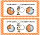 Thanksgiving Turkey Fraction Task Cards