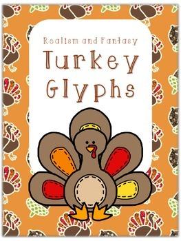 Thanksgiving Turkey Glyphs