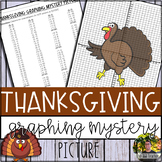 Thanksgiving Graphing Mystery Picture