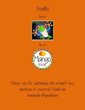 Thanksgiving Turkey Handprint Craftivity With Poem!