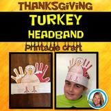 Thanksgiving Turkey Headband Craft