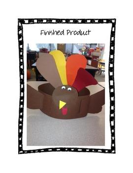 Thanksgiving Turkey Headbands