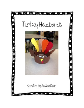 Thanksgiving Turkey Headbands