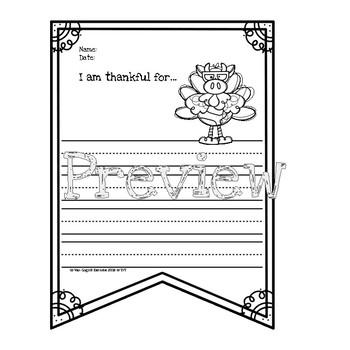 Thanksgiving Turkey In Disguise Banner