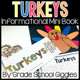 All About Turkeys Book