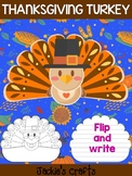 Thanksgiving Turkey - Moonju Makers Craft Activities