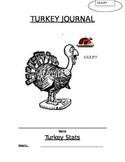 Thanksgiving Turkey Journals!