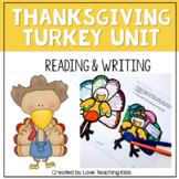 Thanksgiving Turkey Language Arts Unit