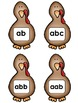 Thanksgiving Turkey - Math Center (Patterning)