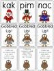 Thanksgiving Turkey Nonsense Word Game