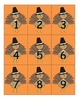 Thanksgiving Activities - Turkey Pocket Chart Numbers 1-100
