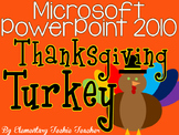 Thanksgiving Turkey PowerPoint Art