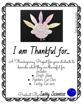Thanksgiving Turkey Project