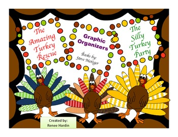 Thanksgiving: Turkey Titles by Steve Metzger