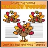 Thanksgiving Turkey Topper