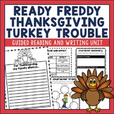 Ready Freddy! Thanksgiving Turkey Trouble Novel Study