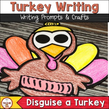 Thanksgiving Turkey Writing Activities