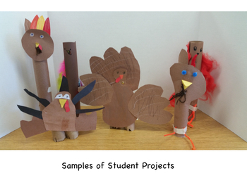 Turkeys Informational Reading and Make a Turkey STEM Challenge