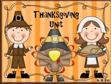 Thanksgiving/ Turkeys/ Pilgrims/ Kindergarten with Old Lady who Swallowed a Pie