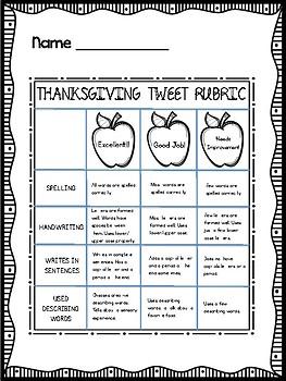 Thanksgiving Tweet