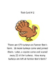 Thanksgiving Two- Step Problem Task Cards