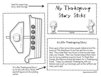 Thanksgiving Uncovered! Common Core Galore Activities and Centers Bundle