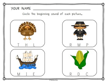 Thanksgiving Worksheets Activities Games Printables and More