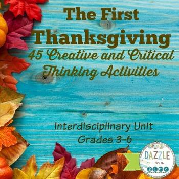 Thanksgiving ~3rd Grade ~ 4th Grade ~ 5th Grade