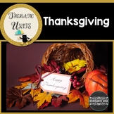 Thanksgiving Thematic Unit