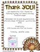 Thanksgiving Verb Tenses Game- Freebie!