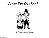 Thanksgiving Version of Brown Bear