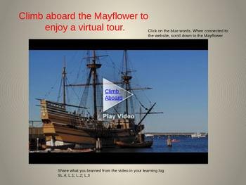 Thanksgiving Virtual Field Trip