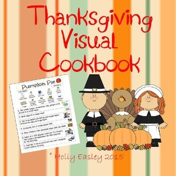 Thanksgiving Visual Cookbook
