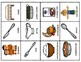 Thanksgiving Vocabulary Bingo