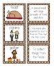 Thanksgiving Vocabulary Match-Up FREEBIE!