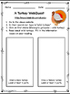 Wild Turkeys WebQuest and Make a Turkey STEM Challenge