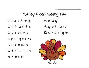 Thanksgiving Week Mega Pack