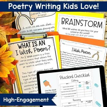Thanksgiving Wishbone Poetry Bulletin Board