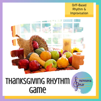Thanksgiving Word Chain Improvisation Game