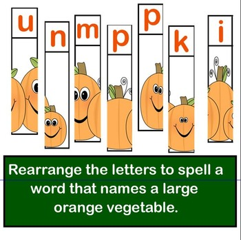 Thanksgiving Word Puzzles