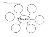Thanksgiving Word Web